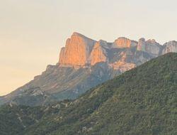 Ecogite a louer dans la Drôme.