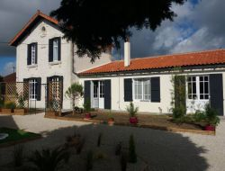Bed and Breakfast in Charente Maritime, France.