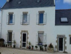 Seaside cottage in the southern Finistere, Brittany. near Douarnenez