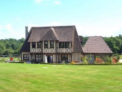 Bed & Breakfast in Deauville, Normandy. near Auberville