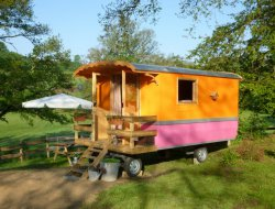 Unusual stay in the Limousin, France.