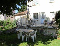 Gîte avec jardin a louer en Ariège.