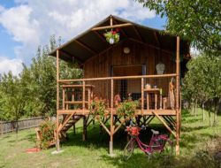 Holiday rental in camping in the Tarn et Garonne