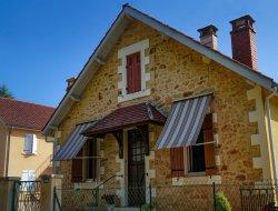 Gite de charme a Sarlat en Dordogne.