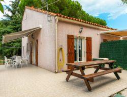 Gite avec piscine et sauna dans les Pyrénées Orientales.