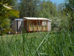 Locations en camping 3 étoiles dans les Vosges