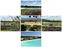Grands gites de charme avec piscine en Ardèche