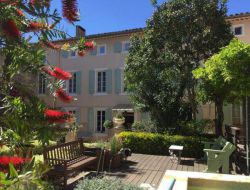 B&B with swimming pool in Occitanie, south of France.