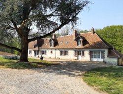 Grand gite avec piscine a louer en Indre et Loire