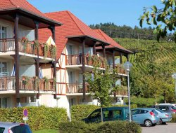 Locations en résidence de vacances en Alsace.