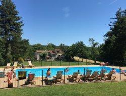 Vacances en mobilhomes dans la Drôme.