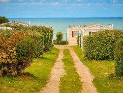 Seafront holiday rental on the opal coast, France.