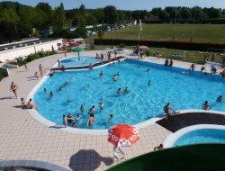 camping avec piscine dans le Gers.