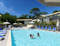 Location vacances avec piscine cote Landaise