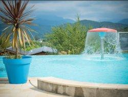 camping avec piscine chauffée en Haute Garonne