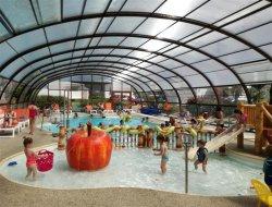 Locations vacances avec piscine chauffée dans le Morbihan.