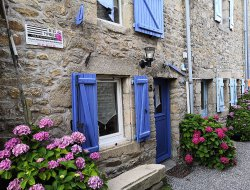 Holiday cottage in the Golfe du Morbihan in Brittany, France. near Ile d'Arz
