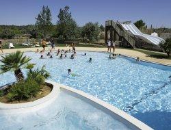 camping avec piscine chauffée dans l'Aude.