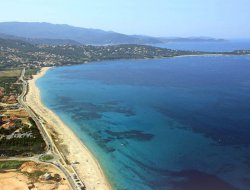 camping en bord de mer en Corse du sud