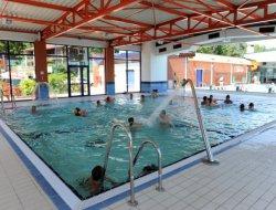 camping avec piscine chauffée dans le Rhone