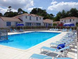 Locations vacances avec piscine à St Brevin les Pins 44.