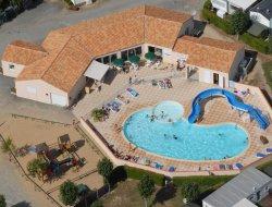 mobilhomes a louer avec piscine chauffée.