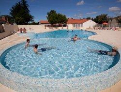 camping avec piscine chauffée en Vendée