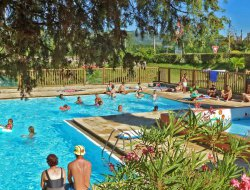 campsites mobilhomes in Ardeche, France