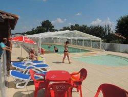 camping avec piscine chauffée en Loire Atlantique