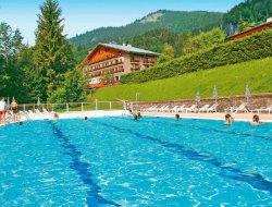 Location vacances avec piscine a Megève