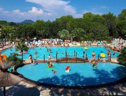 Mobilhomes avec piscine chauffée dans le Var