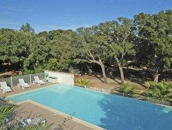Location vacances avec piscine a Porto Vecchio