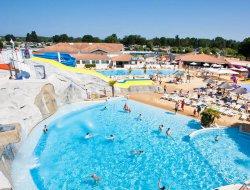 Locations de vacances piscine chauffée à La Palmyre.