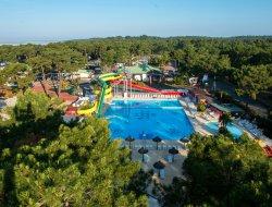 mobilhomes avec piscine chauffée en Charente Maritime