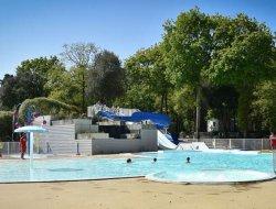 Location mobilhomes piscine chauffée Loire Atlantique