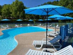camping avec piscine en Ariège 09.
