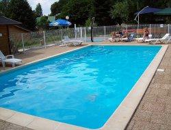 camping avec piscine chauffée dans le Béarn