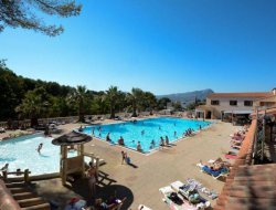 camping avec piscine chauffée dans le Var Provence