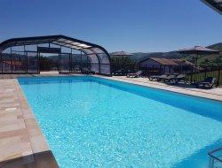 camping avec piscine chauffée dans le Pays Basque