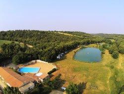 camping naturiste en haute Provence