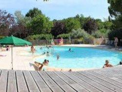 camping avec piscine chauffée dans le Luberon