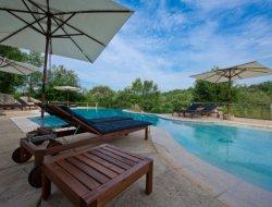 Location vacances avec piscine chauffée dans le Lot