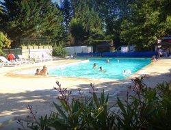 camping avec piscine près de Périgueux en Dordogne.