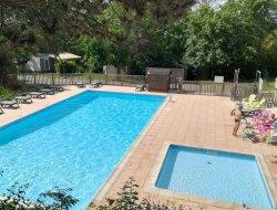 camping avec piscine chauufée dans la Drome 26