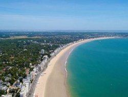 camping en bord de plage en Loire Atlantique
