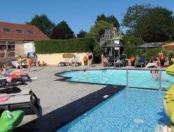 mobilhomes avec piscine chauffée en Indre et Loire