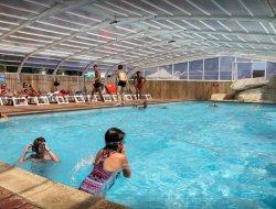 Mobilhomes a louer avec piscine chauffée dans le Morbihan