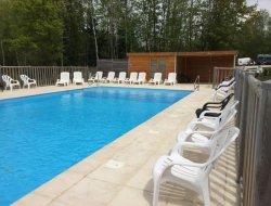 camping avec piscine chauffée dans les Vosges.