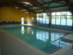 camping avec piscine chauffée a Cancale