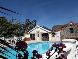 Holiday accommodations in Normandy, France near Cahagnes